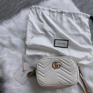 Sold Gucci camera bag mini